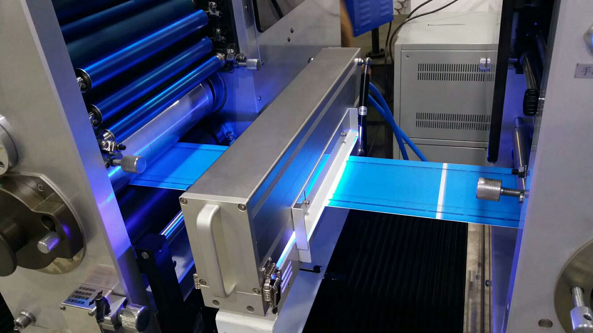 LED UV Curing Machine add in Large Scale Equipment