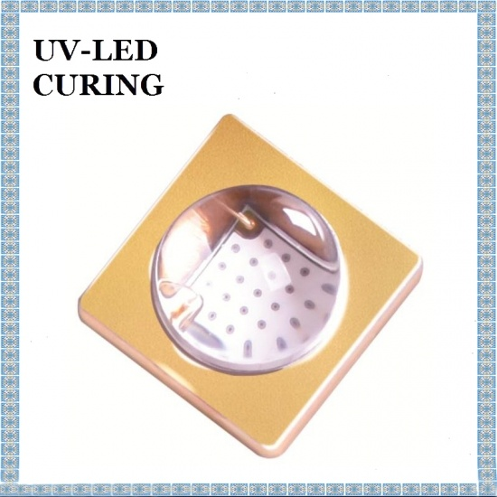 hög effekt 365nm UV led ljus pärlor uv led chip
