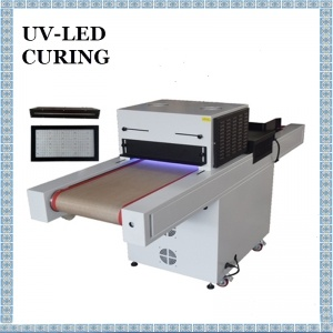 TP Side Curing UV Conveyor