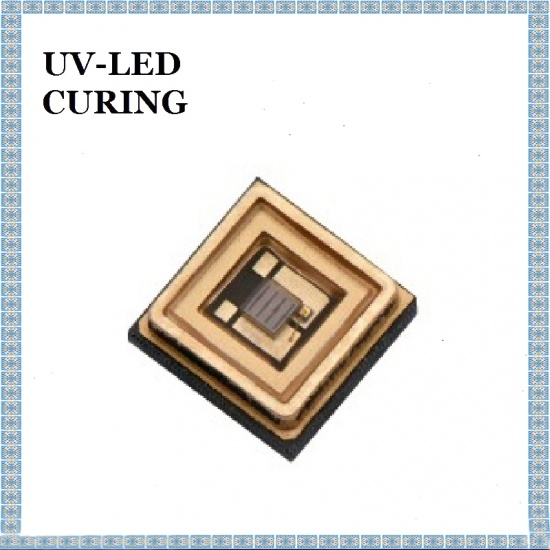 265nm UVC UV LED 3535 Förpackning Deep Ultraviolet Light Sterilization Lampa