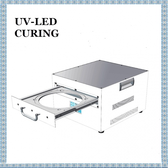 6 '' 8 '' 12 '' UV Wafer Tape Curing System